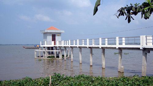 TPHCM: Đầu tư thêm 8 trạm khí tượng thủy văn