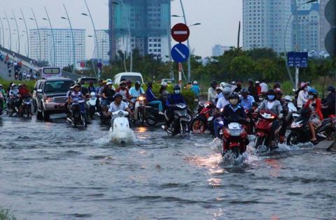 Ban hành Kế hoạch ứng phó với biến đổi khí hậu trong tháng 12-2015