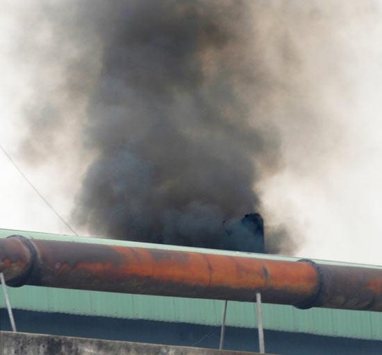 Ô nhiễm không khí: Sát thủ thầm lặng
