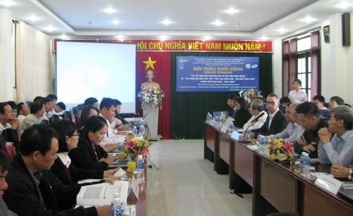 Khởi động dự án quản lý nguồn nước và phát triển đô thị trong mối liên hệ với biến đổi khí hậu tại Ninh Thuận
