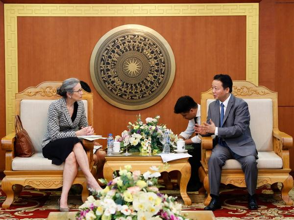 Bộ trưởng Trần Hồng Hà: Nâng tầm hợp tác chiến lược Việt Nam – Hà Lan trong ứng phó với biến đổi khí hậu