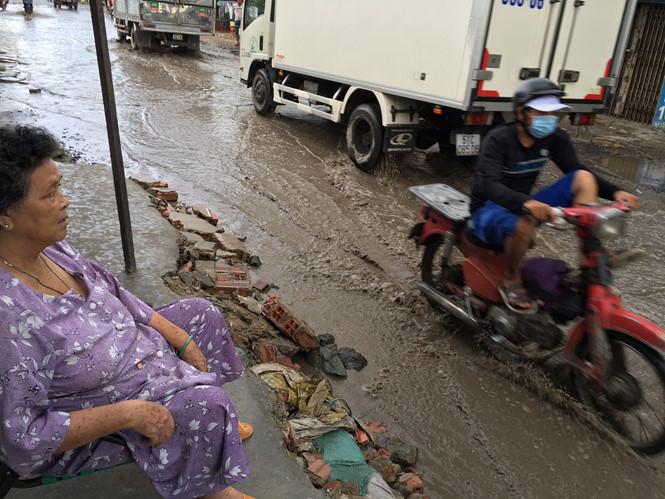 TP.HCM: Chương trình chống ngập gây ngập