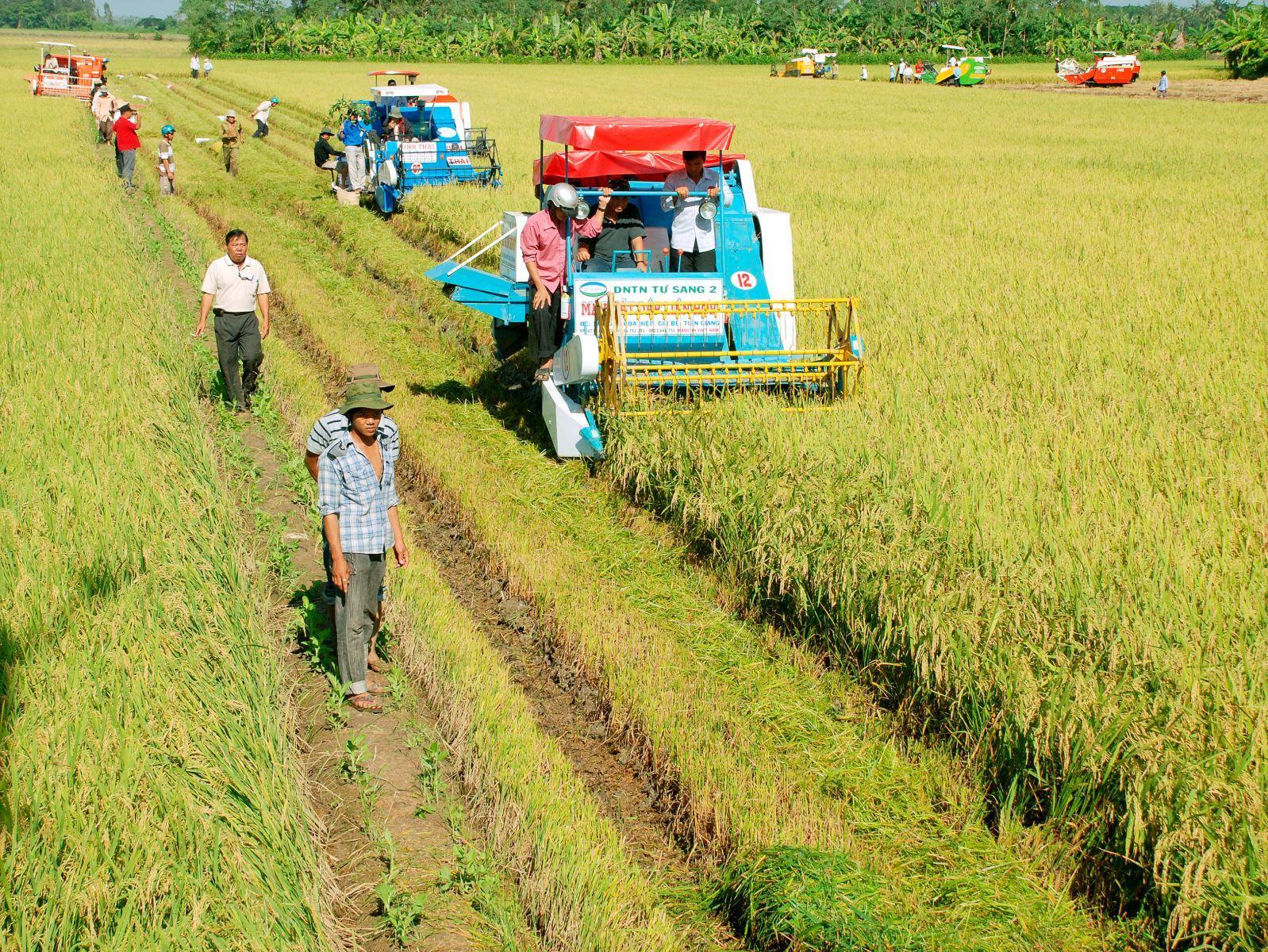 Công nghệ nông nghiệp thích ứng BĐKH