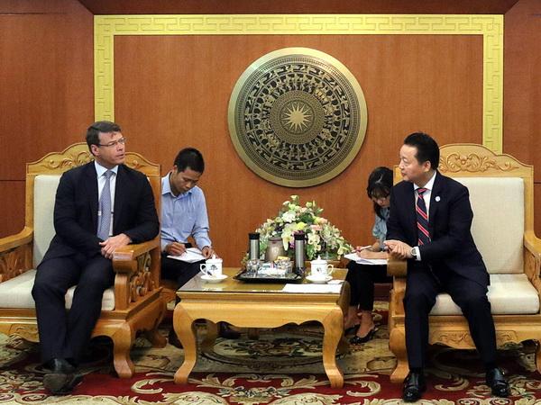 Việt Nam mong muốn được hợp tác ứng phó với biến đổi khí hậu với Australia