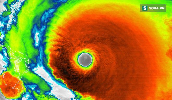 Siêu bão Dorian xuất hiện điều kỳ dị: 'Điềm báo hủy diệt' NASA lo sợ thành sự thật